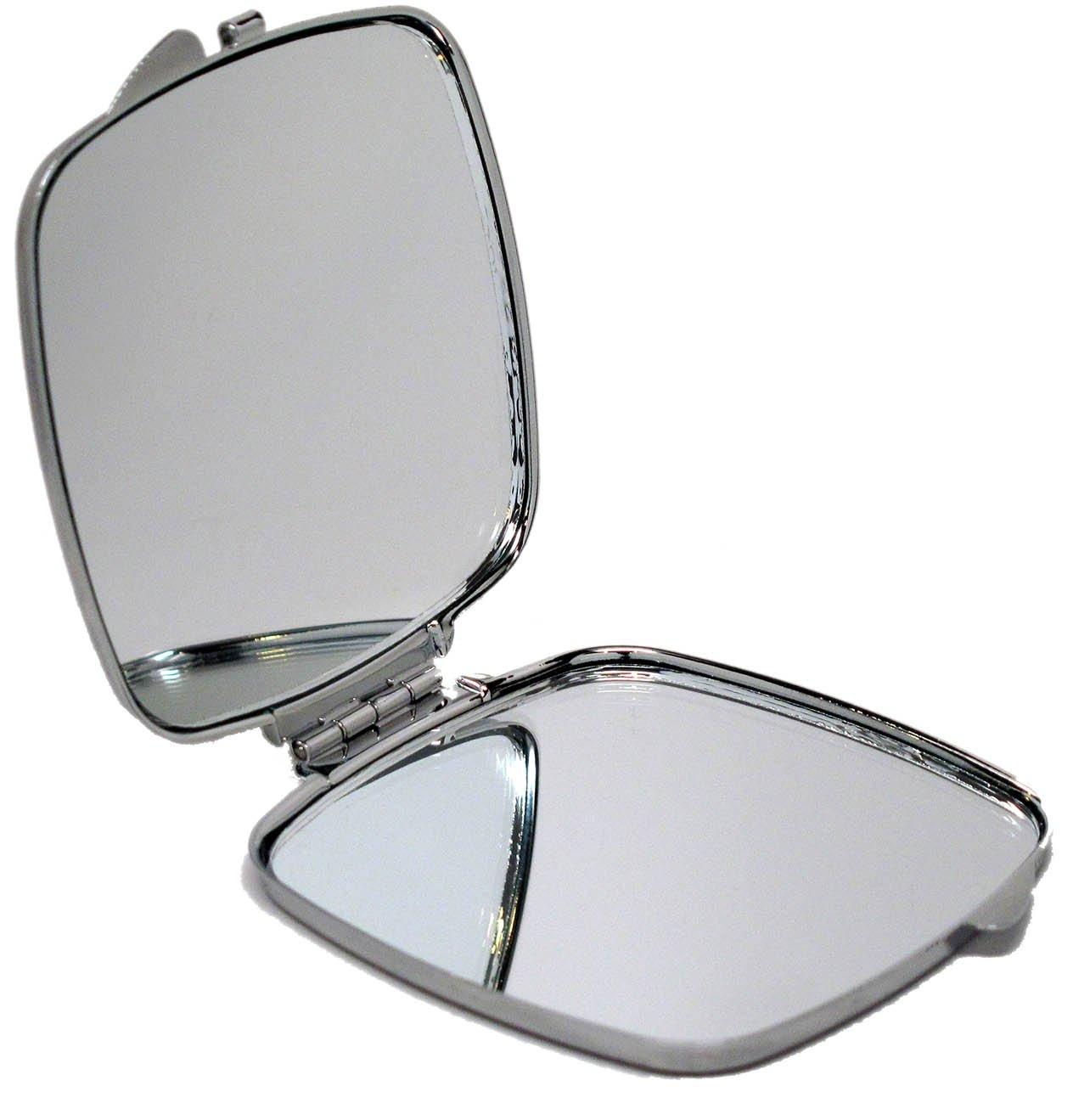 Zebra Finch Bird Rikki Knight Compact Mirror