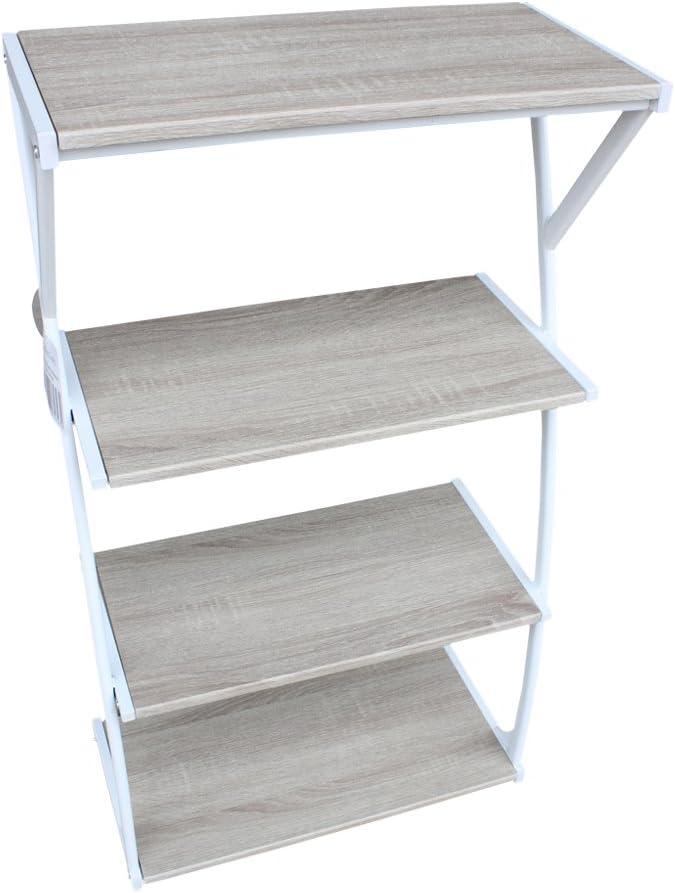 Ikea estilo escalera estantería ColorfulHall: Amazon.es: Hogar