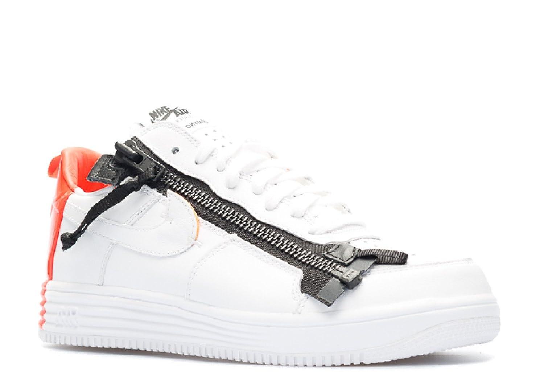 239d0a9d3662 Nike Men s Lunar Force 1 SP Acronym Basketball Shoes