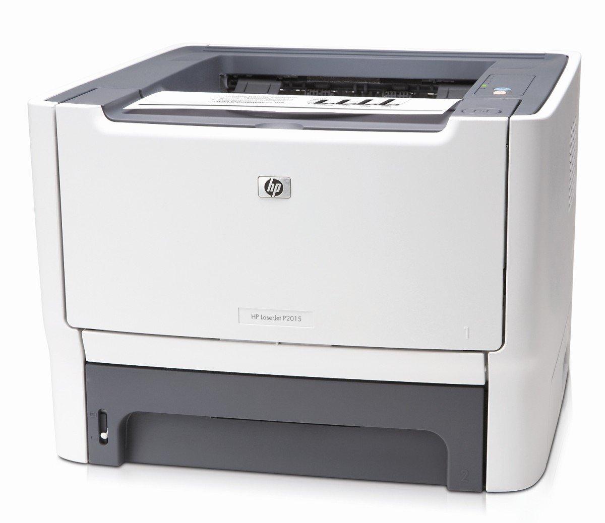 Amazon.com: HP LaserJet P2015 USB 2.0 Monochrome Laser Printer w/Toner:  Electronics