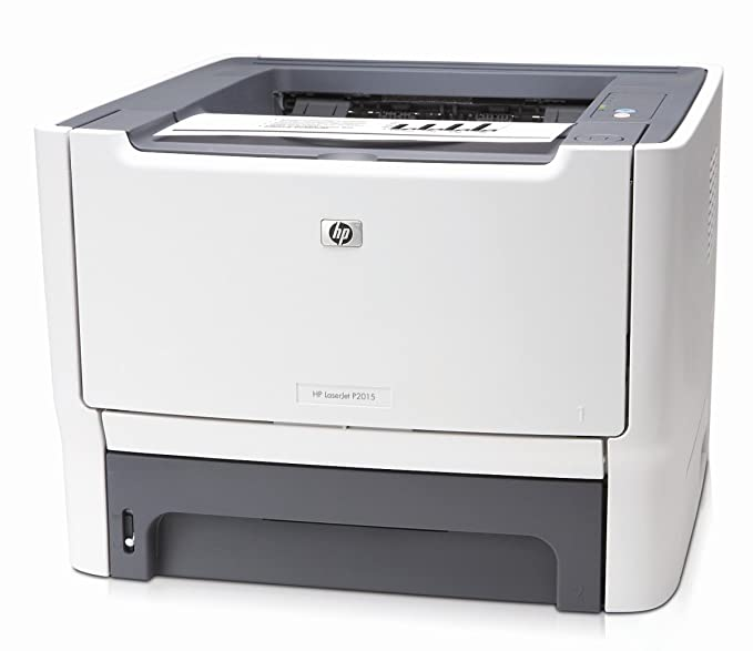 HP Laserjet P2015N - Impresora láser blanco y negro (26 ppm ...