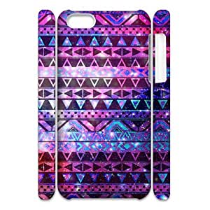 Galaxy Tribal 3D-Printed ZLB549094 Custom 3D Phone Case for Iphone 5C