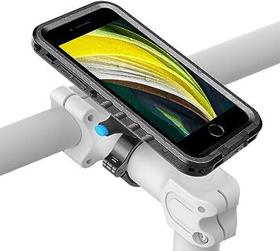 SPORTLINK Soporte Movil Bicicleta para iPhone SE 2020: Amazon ...