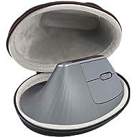 Becoler Store para Logitech MX Vertical Advanced Ergonomic Mouse, EVA Hard Carrying Case