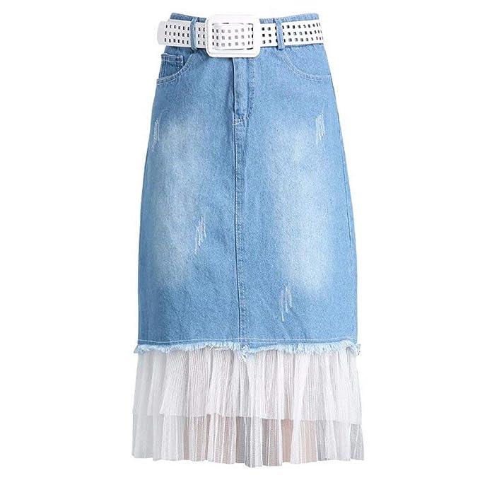 Faldas De Mujer Primavera Chic Chica Moda De Verano Mode De Marca ...