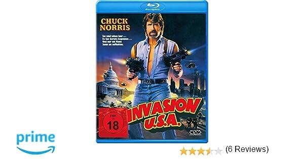 Invasion U.S.A. [Alemania] [Blu-ray]: Amazon.es: Chuck ...