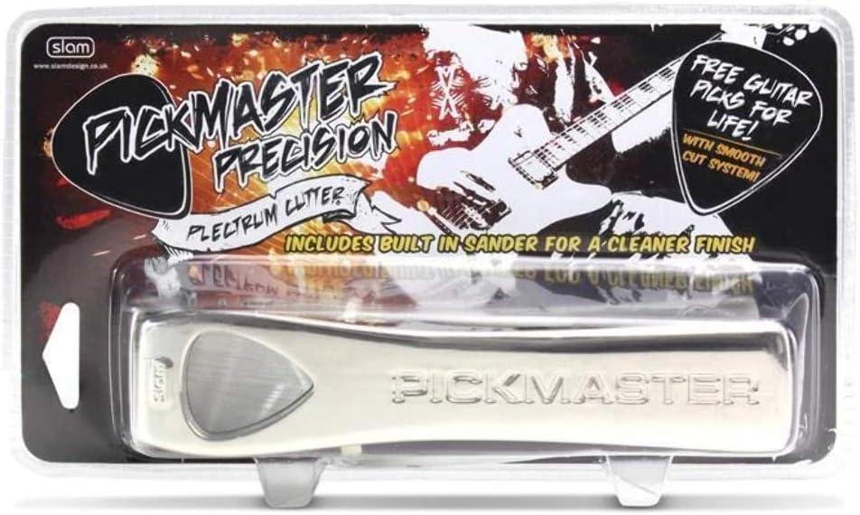 Pickmaster RASPM - Troqueladora para hacer púas (acero, tamaño ...