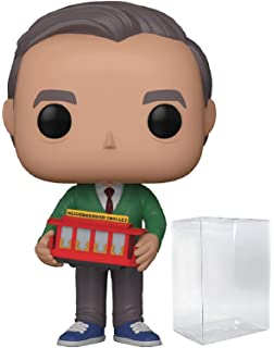 Amazon.com: Funko POP! Keychain: TV Mr Rogers Collectible ...
