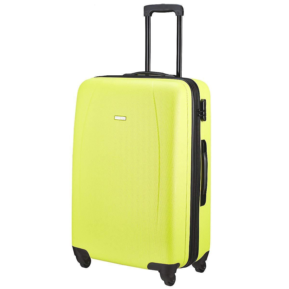 Pack Easy - Maleta, Lemon (Verde) - 310-l-ge: Amazon.es: Equipaje