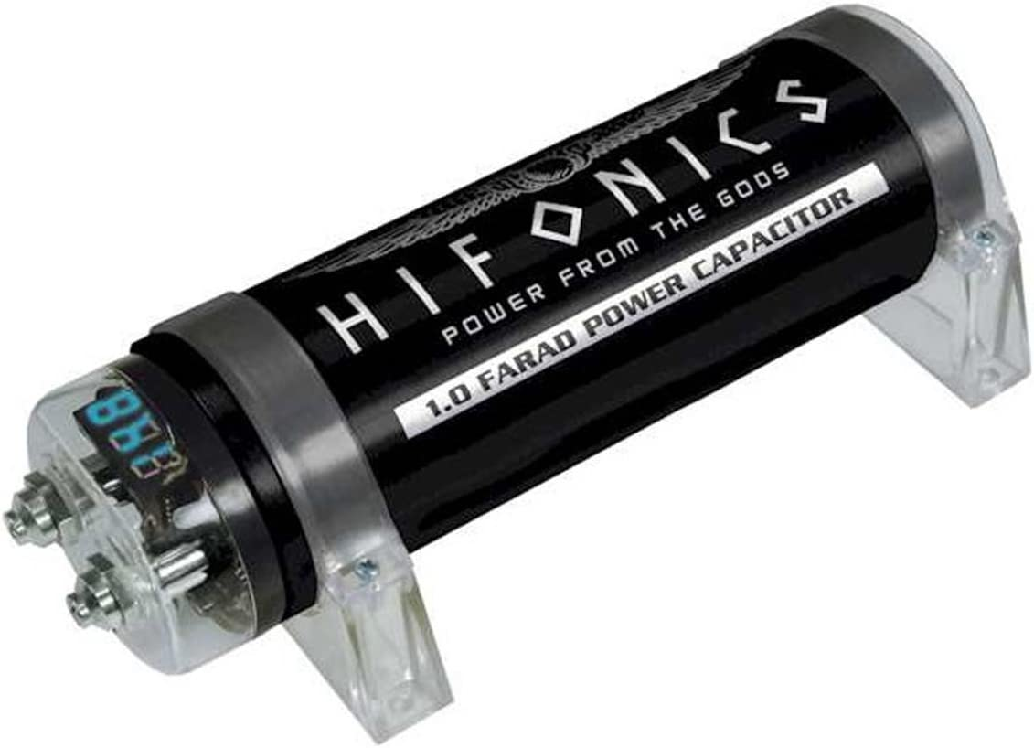 Hifonics Hfc 1000 Kondensator 1 0 Farad Elektronik