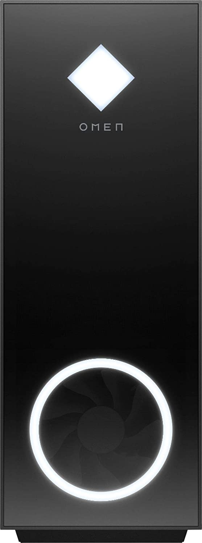 HP OMEN 30L- Gaming Desktop - AMD Ryzen 5 5600G (3.90 GHz up to 4.40 GHz) - HyperX 16 GB DDR4-3200 Memory - GeForce RTX 3060 12GB - 1TB SSD - Jet Black (2021 Model)