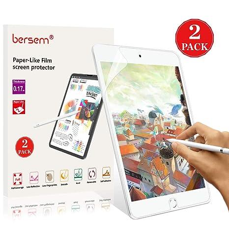 Paper Texture Anti Glare PET Screen Protector for iPad pro 9.7 10.5