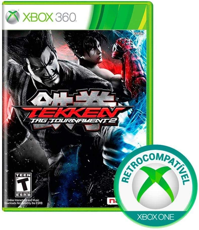Tekken Tag Tournament 2 Xbox 360 Standard Edition Xbox 360 Computer And Video Games Amazon Ca