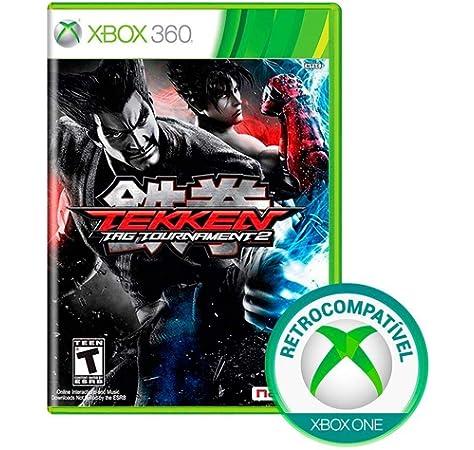 Amazon Com Tekken Tag Tournament 2 X360 Video Games