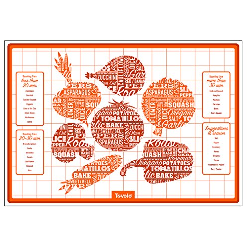 Tovolo Silicone Vegetable Roasting Mat