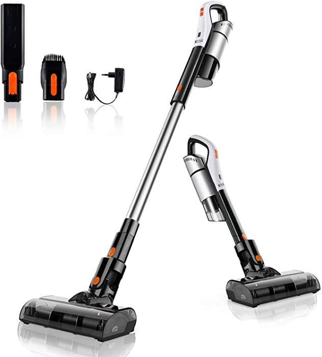 The Best Stick Vacuum For Hard Floors