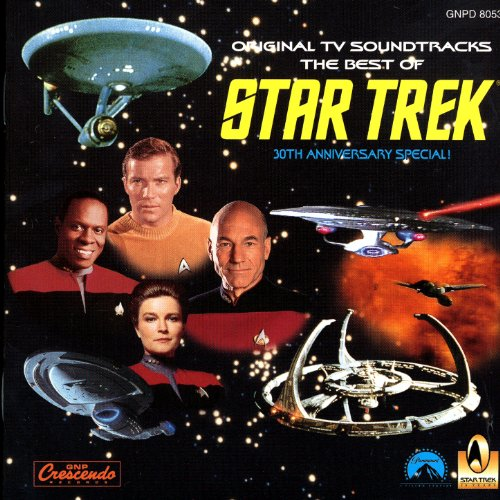 The Best Of Star Trek: 30th An...