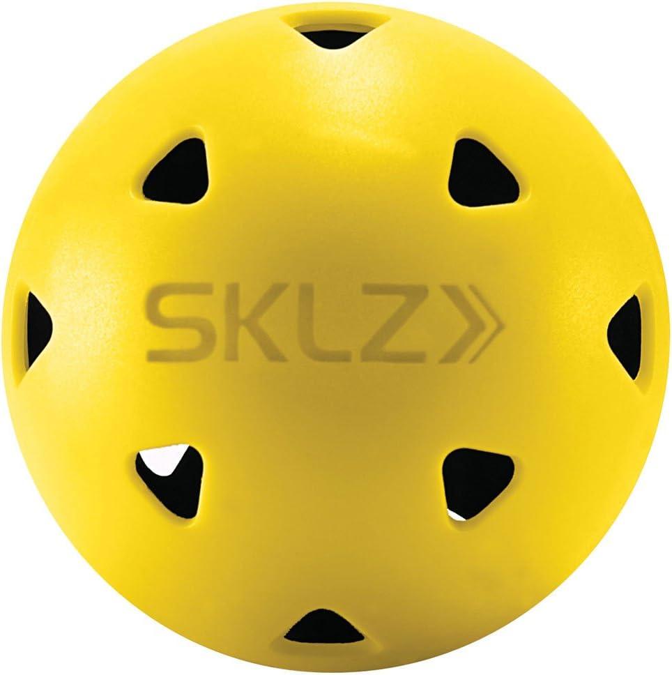SKLZ LIMITED-FLIGHT PRACTICE IMPACT GOLF BALLS, 12 PACKBASIC