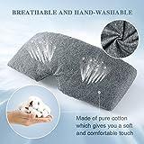 100% Handmade Cotton Sleep Mask Blackout