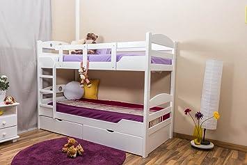 Etagenbett Mit Bettkasten : Kinderzimmer water etagenbett mit bettkasten von dolphin moby