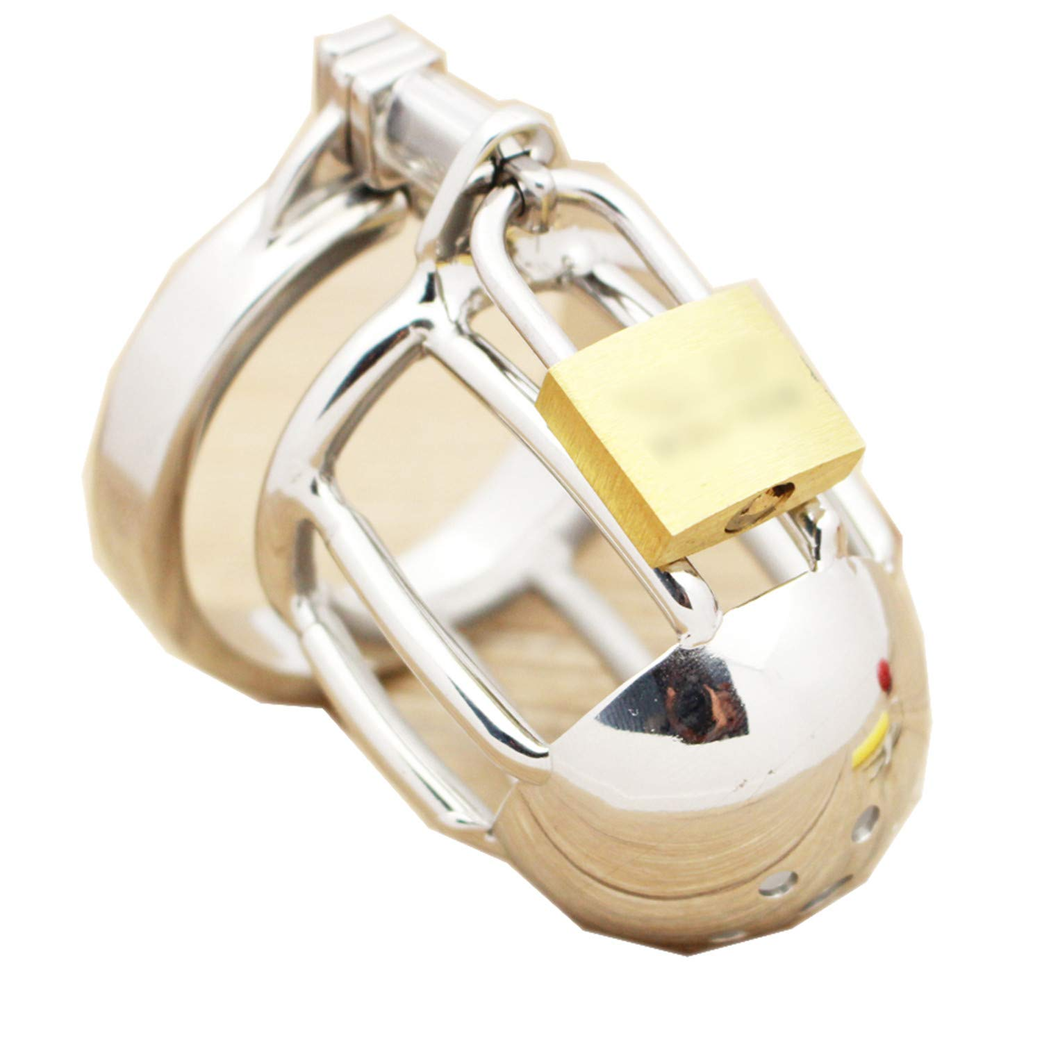 sensitives Lovely Sale Speculum Sex Products Penis Cage, Male Chastity Device. Boyfriend is Not Derailed Artifact.Sex Toys Stainless Steel 50mm