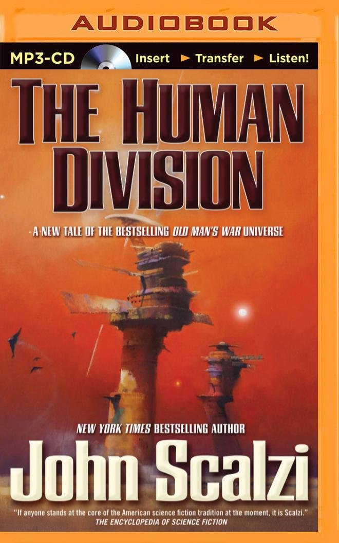 The Human Division: Amazon.es: John Scalzi, William Dufris: Libros en idiomas extranjeros