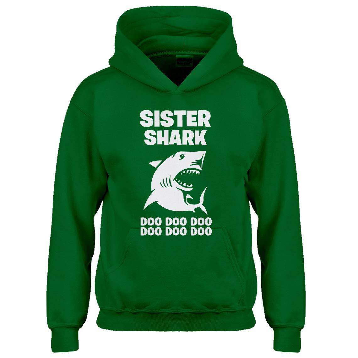 Indica Plateau Youth Sister Shark Kids Hoodie 3851-Z