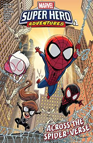 Marvel Super Hero Adventures: Spider-Man – Across The Spider-Verse (2019) #1 (Marvel Super Hero Adventures (2018-))
