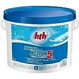 Hth - Chlore galets HTH 5Kg Maxitab 200g 5 fonctions