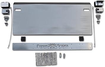Poison Spyder 14-06-020-PC Trail Corners Fits 97-06 TJ Wrangler