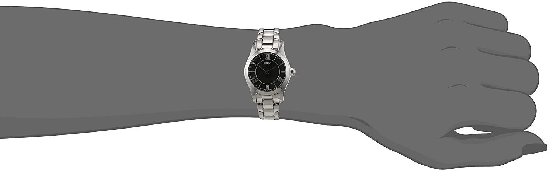 c887924491d9 Hugo Boss - Reloj de Pulsera analógico para Mujer Cuarzo Acero Inoxidable  1502376  Amazon.es  Relojes