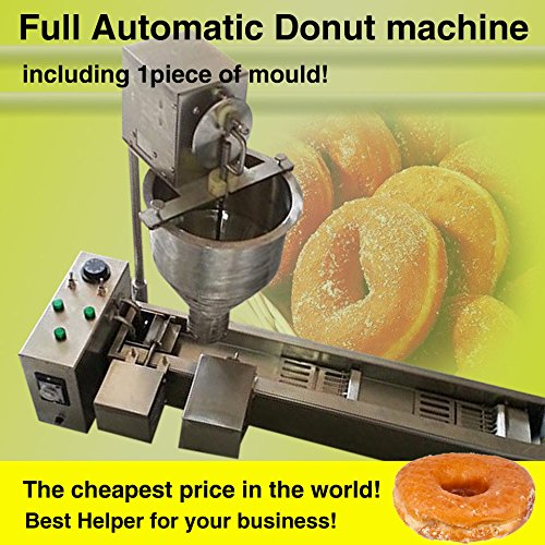 automatic donut making machine - 8