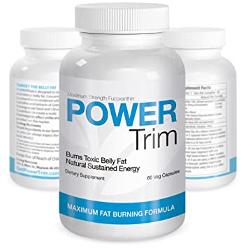 Weight Loss Pills Power Trim Is An Extra Strength Fat Burner And Appetite Suppressant With A