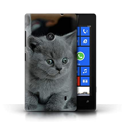 eSwish Carcasa/Funda Dura para el Nokia Lumia 520 / Serie ...