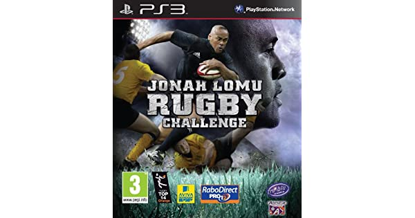 PS3 RUGBY LOMU TÉLÉCHARGER CHALLENGE JONAH PATCH