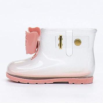Bottes De Pluie pour Enfants, Chaussures De Jardin