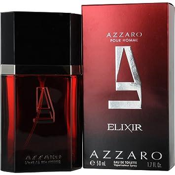 De Azzaro Homme Him Spray Eau For Pour Toilette 50ml Elixir lKJFcT1