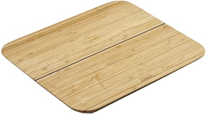 4174592be9cf Joseph Joseph Chop2Pot Folding Bamboo Chopping Board - Small: Amazon ...