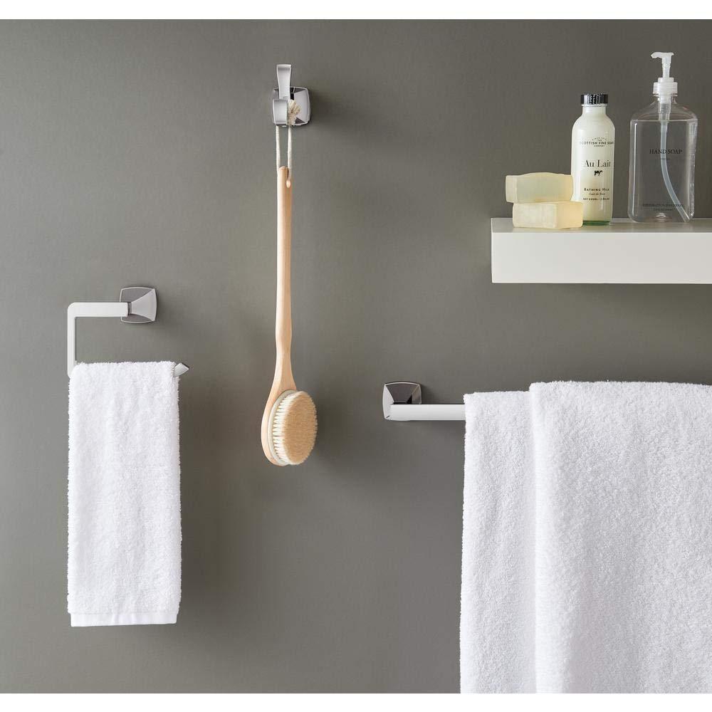 Towel Bar in Spot Defense Brushed Nickel Pfister Venturi 18 in