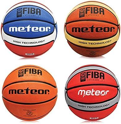 Meteor de entrenamiento para baloncesto Marrón marrón - crema ...