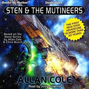 Sten and the Mutineers Audiobook