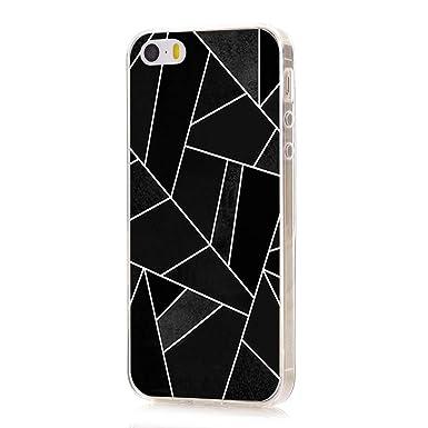 Qissy® iPhone SE/5/5s Funda, TPU Funda Adorable Parachoques Funda Case Cover Carcasa para iPhone SE/iPhone 5s / iPhone 5