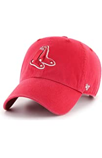 25ce0065cb4 ... coupon code 47 boston red sox brand clean up adjustable hat red. 063c5  81b01