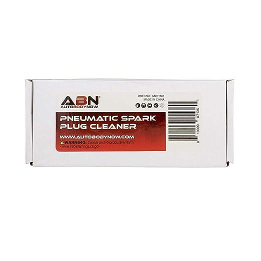 ABN | Limpiador de bujías neumático - Bujía Plug Sandblaster Plug ...