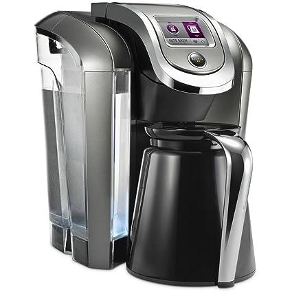 Keurig K575 Coffee Maker, Platinum