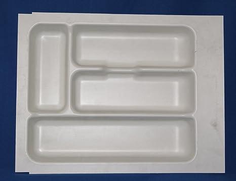 400 mm repuesto Universal de cocina bandeja de cajón para cubiertos