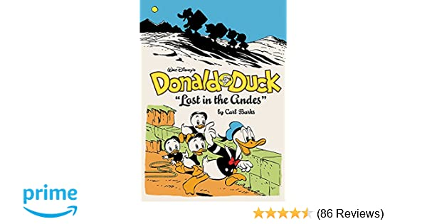 Amazon com: Walt Disney's Donald Duck: Lost in the Andes