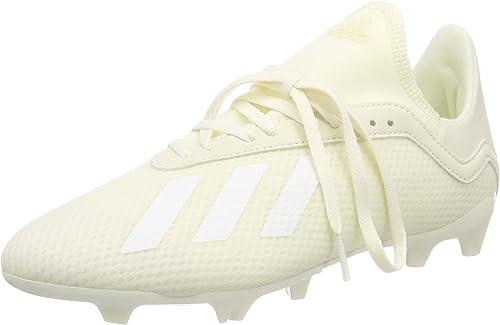 adidas X 18.3 FG J, Chaussures de Football garçon