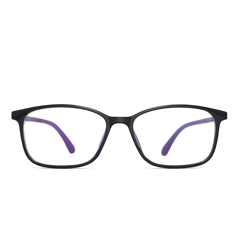Gafas Anti Rayos De Luz Azul Retro Redondo Aliviar Los Ojos Fatiga Unisex