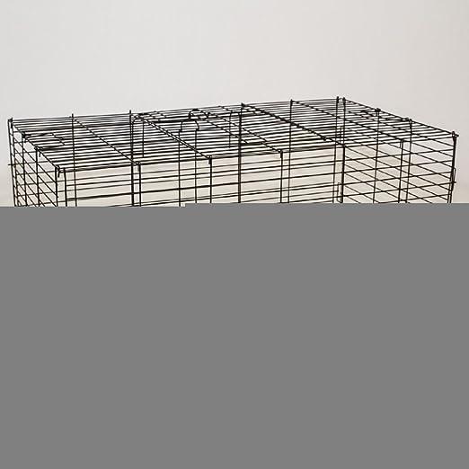 Conejo Guinea Pig Jaula de interior Hutch - 80 cm/100 cm/120 cm ...